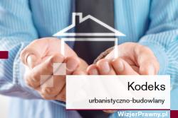 Kodeks urbanistyczno-budowlany